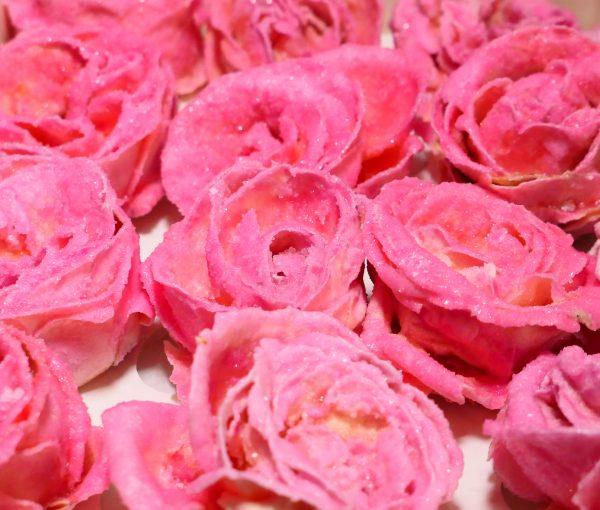 Roses Cristallisées